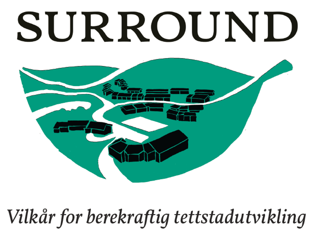 logo surround